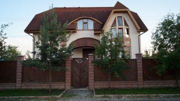 Дом Александровская - строительство и отделка