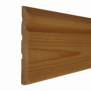Плинтус из сосны П6-145