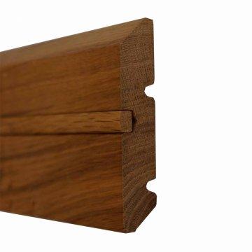 Плинтус из лиственницы П12-100