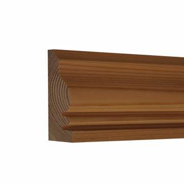 Плинтус - наличник из сосны Н17-120