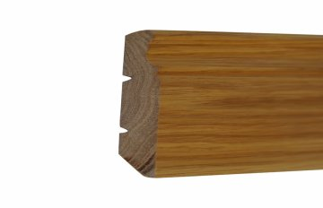 Плинтус дубовый П24-120