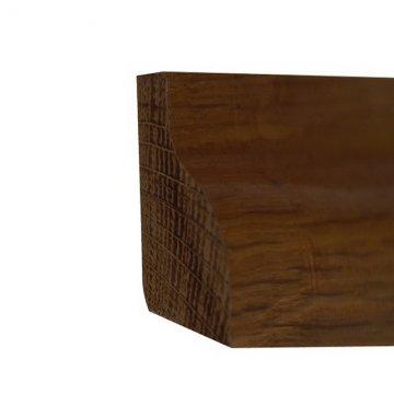 Плинтус - галтель из сосны Г51-30