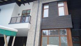 Изготовление материалов для отделки фасада дома в г. Сестрорецк