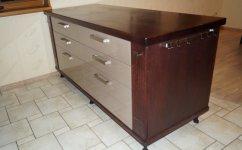 Кухонная тумба-стол