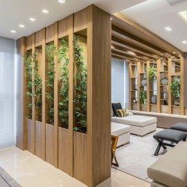 Дизайнерские решения из дерева